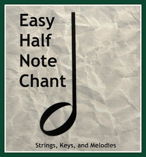 Easy Half Note Chant photo