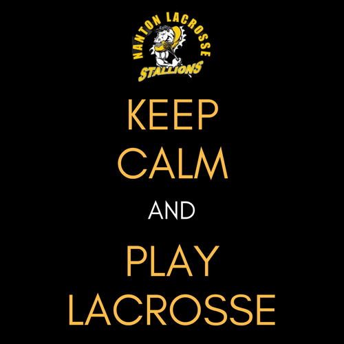 We Love Lacrosse...