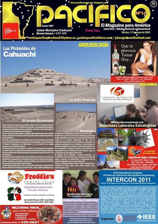Revista Pacífico Nº 14 A