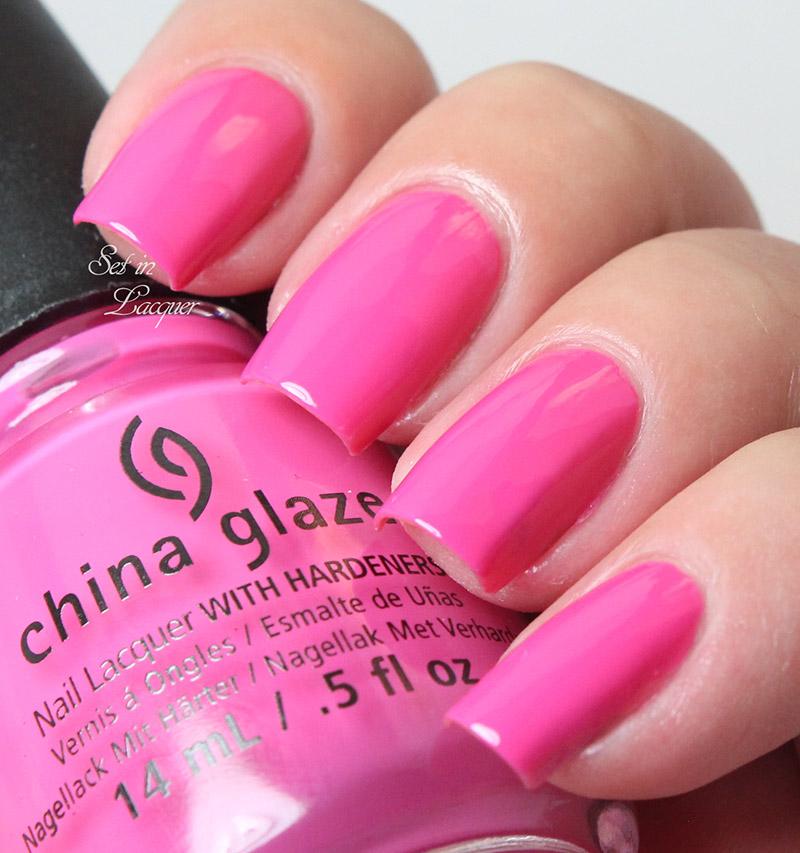 China Glaze - Rich & Famous
