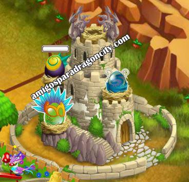 imagen del huevo del hypno dragon en la torre nidal