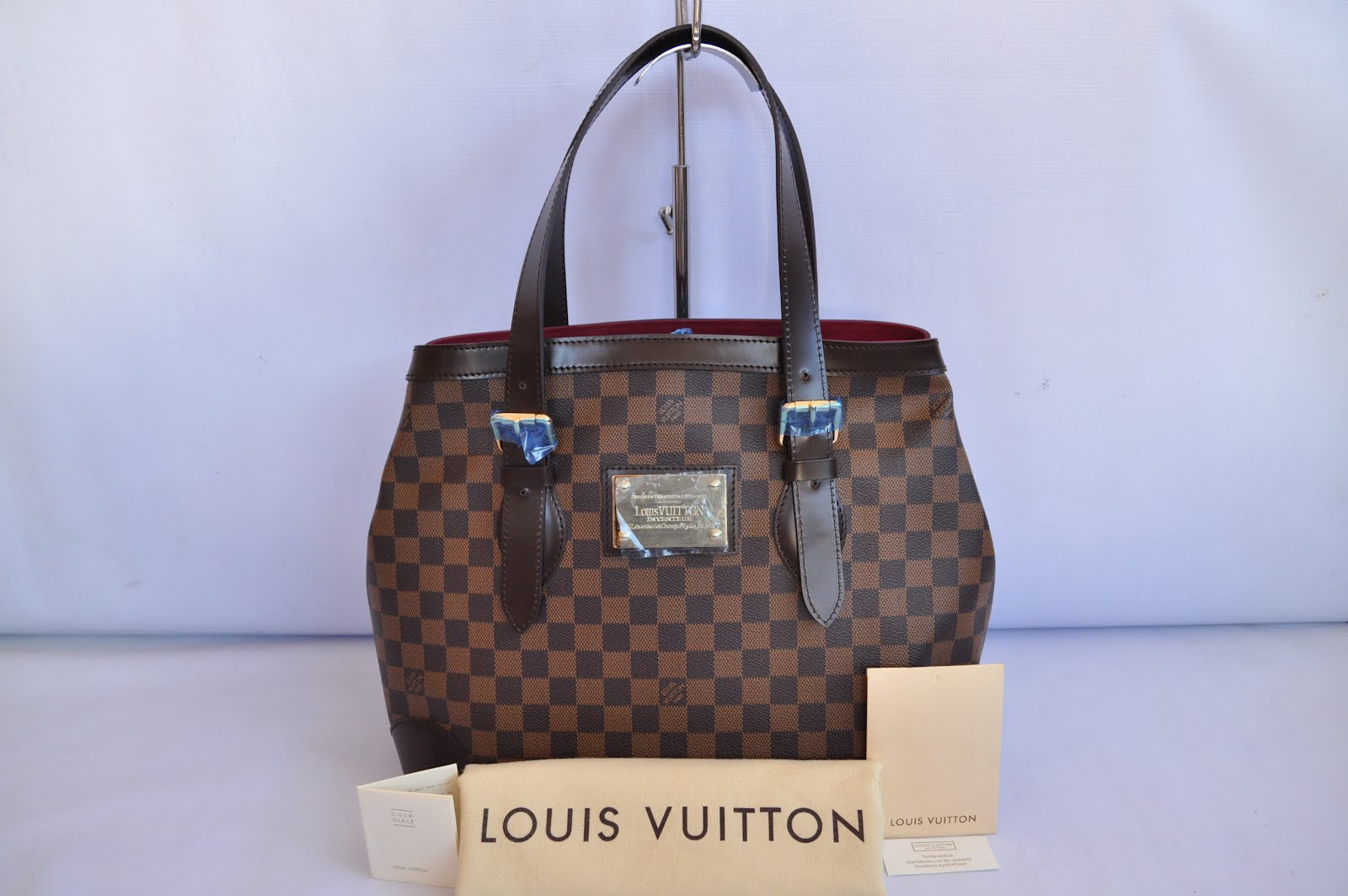 Quality at its BEST!: LOUIS VUITTON HAMPSTEAD MM REPLICA BAG