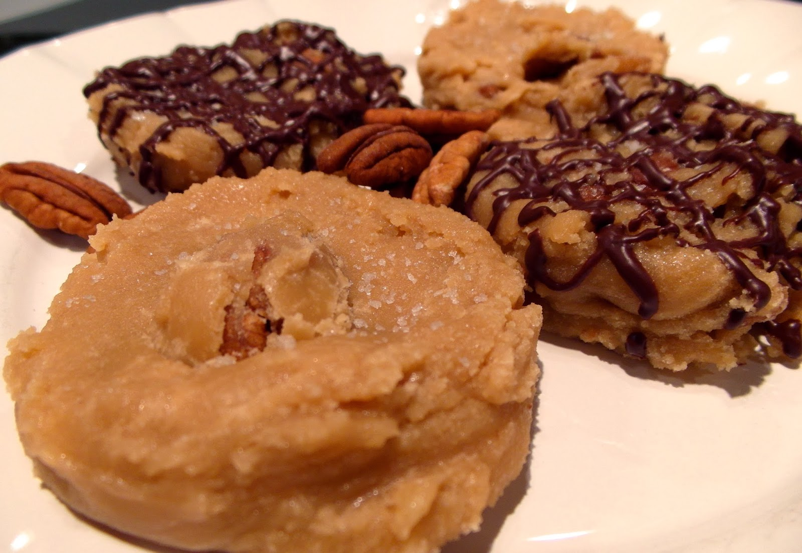 how to make pecan candy hard