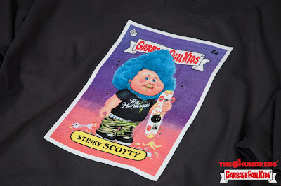 "The Hundreds x Garbage Pail Kids Collection - ""Stinky Scotty"" Tee"