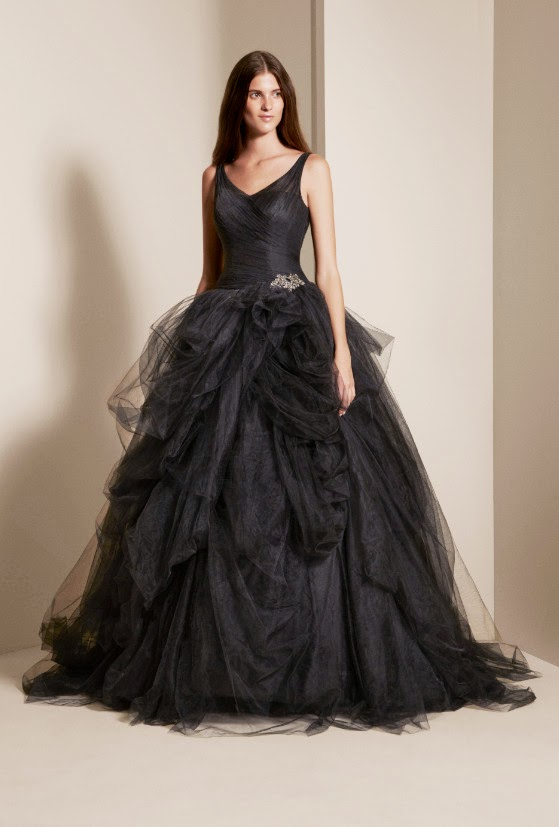 A Timeless Twist on Tulle by Vera Wang