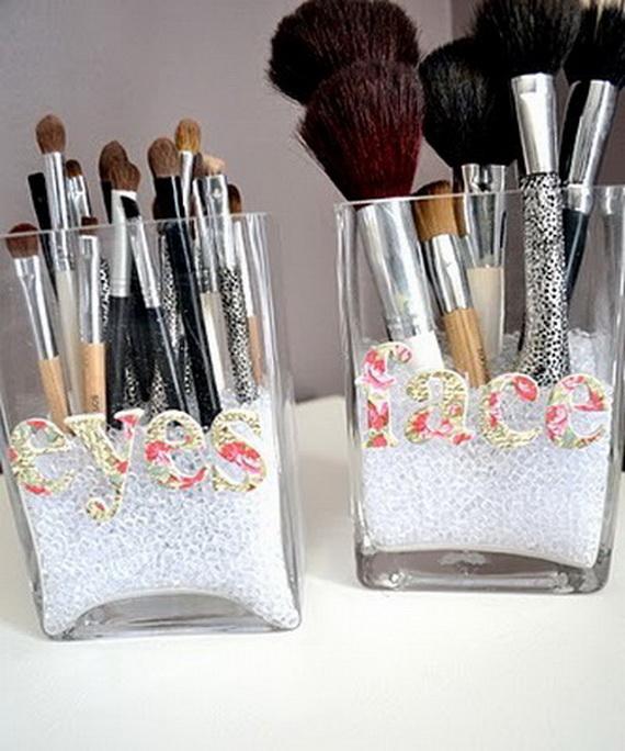 eye makeup organizer using - photo #16