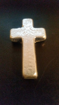 .999 Pure Silver Easter Cross