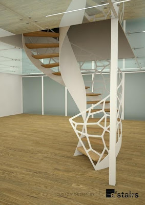 Creative Staircases and Modern Staircase Designs (15) 6