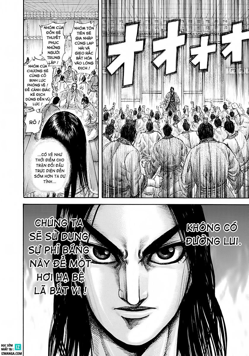 Kingdom - Vương Giả Thiên Hạ Chapter 188 page 11 - IZTruyenTranh.com