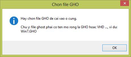Easy Ghost – Phần mềm Ghost win tiếng Việt | Dễ dàng ghost lại máy | Kenh76.vn