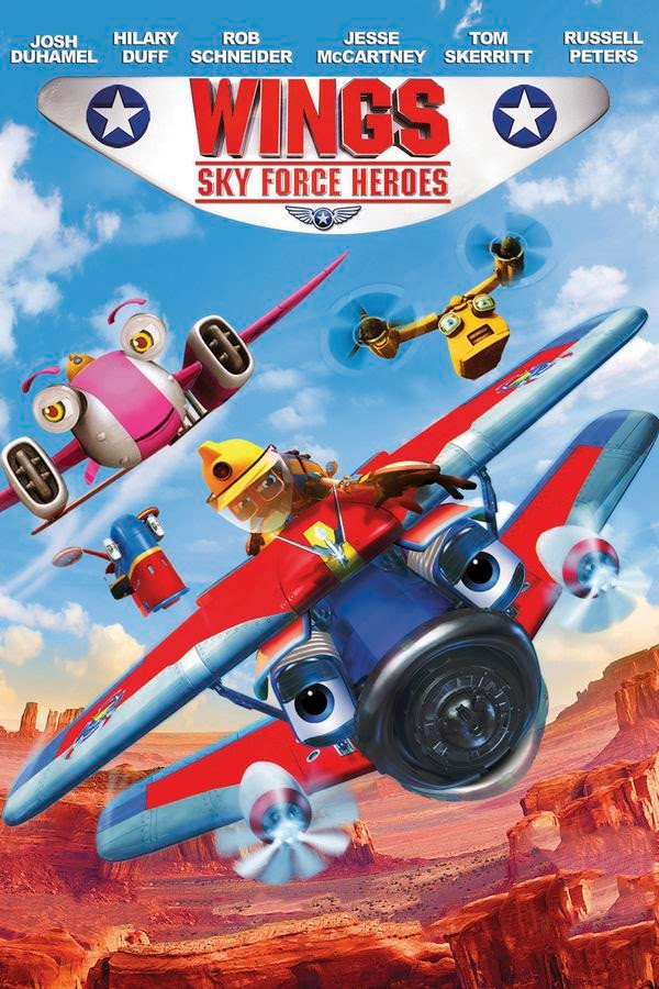 Wings: Sky Force Heroes (2014) [Vose]
