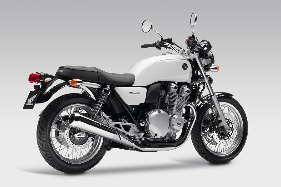 2014 Honda CB1100 and CB1100EX