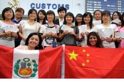 Peruanos podran postular a beca China