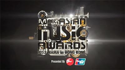 Daftar Lengkap Pemenang MAMA 2013