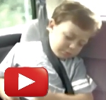 Despertando a un niño con rock