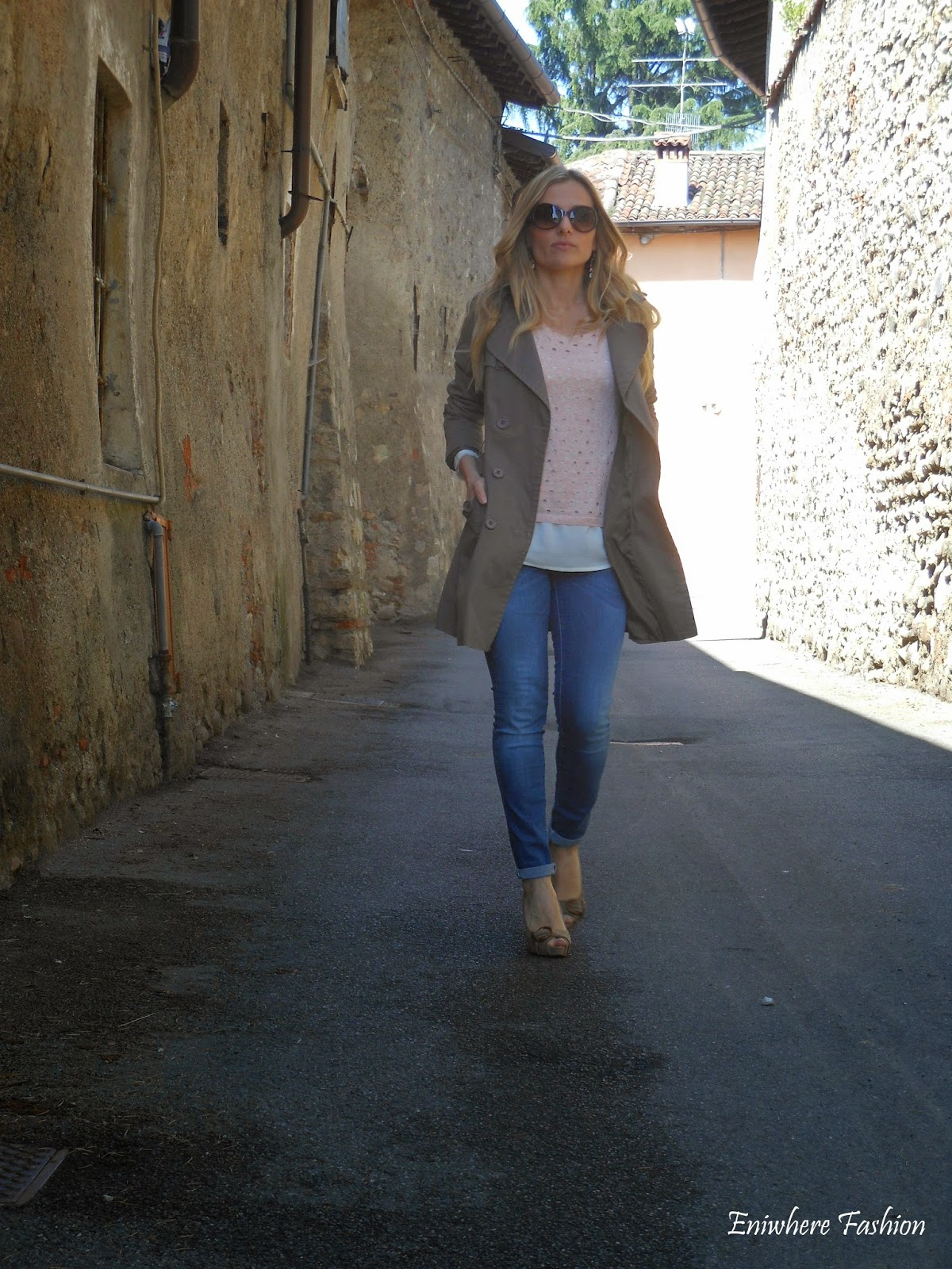 Eniwhere Fashion - Passirano - Franciacorta - Trench