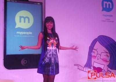 Aplikasi Mypeople Bikin Chatting Lebih Menyenangkan