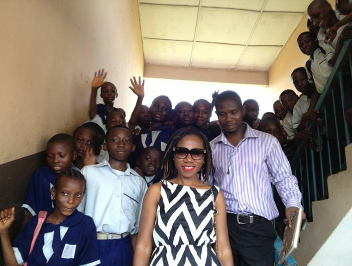Asa Bukola Elemide Launches Dreamer Girl Foundation In Nigeria