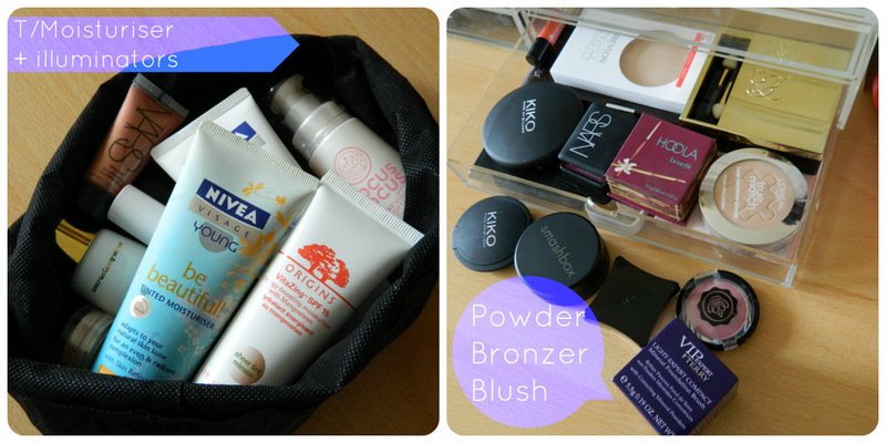 Makeup Collection: Bronzer, Blush, Powder...