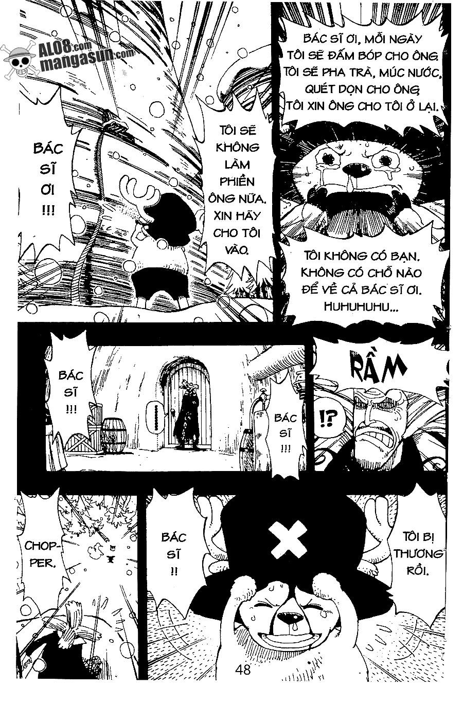 Đảo Hải Tặc chap 142 - Trang 18
