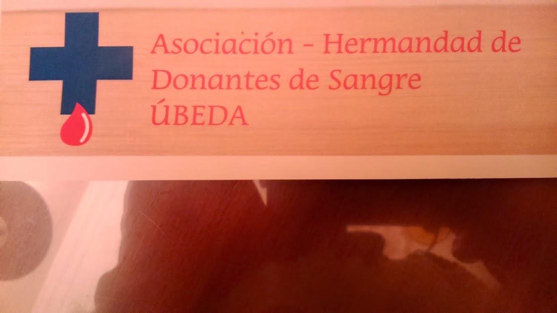 HERMANDAD DE DONANTES DE SANGRE DE UBEDA