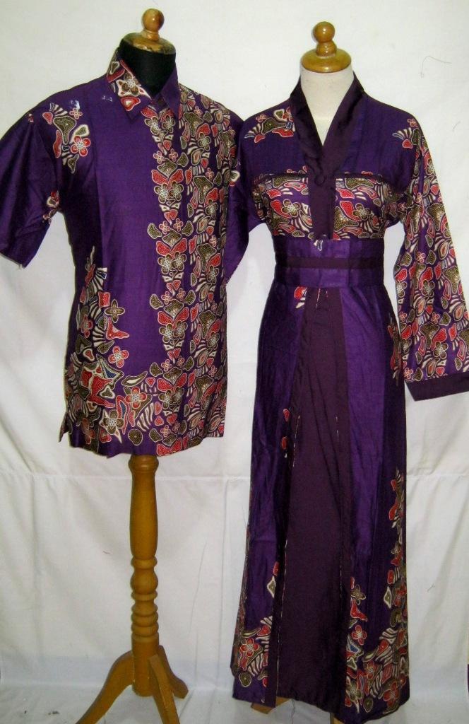 Kombi Batik Bunga Ll193 Cs Fashionshop