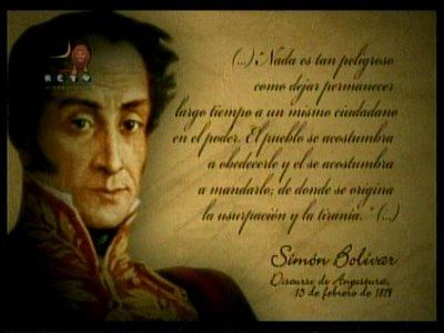 SIMON JOSE ANTONIO DE LA SANTISIMA TRINIDAD BOLIVAR Y PALACIOS PONTE Y BLANCO