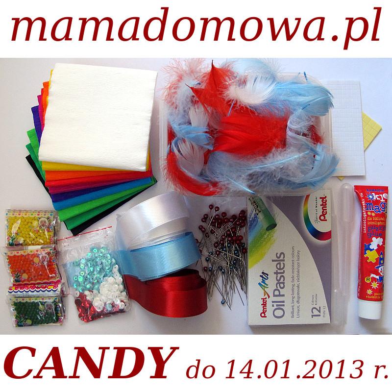 Candy u Mamy Domowej
