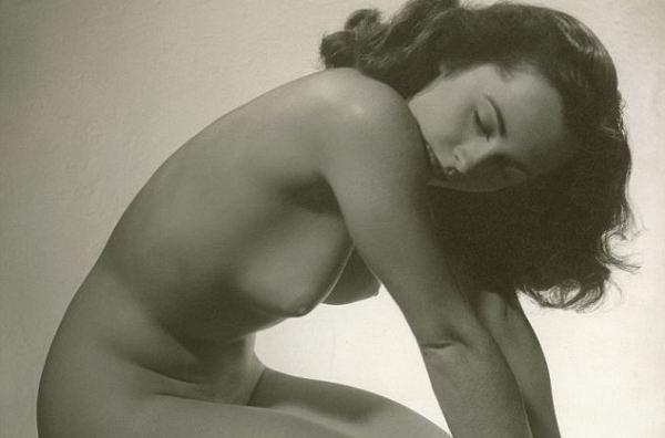 ¿Liz Taylor desnuda?