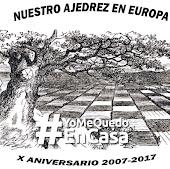 PROYECTO NUESTRO AJEDREZ EN EUROPA