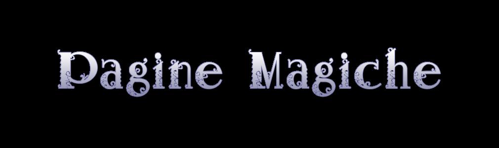 Pagine Magiche