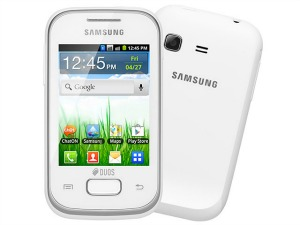 Smartphone Galaxy Pocket Plus Duos