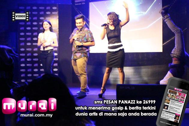Malaysia, Hiburan, Artis Malaysia, Selebriti, Zahid, Rapping, Dalam, Menuju Puncak Versi Baru, AF, Af 10, Akademi Fantasia