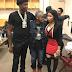 Nicki Minaj meets Meek Mill's Grand Ma