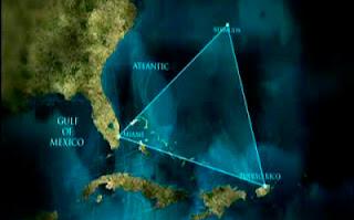 Avistamiento OVNI Triangulo Bermudas