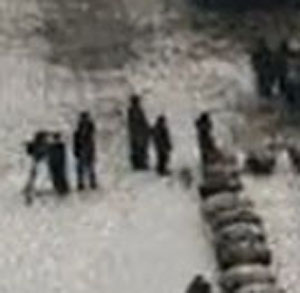 Humanoides alienígenas asistieron al funeral d Jong 2? 222