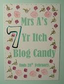 Mrs A is 7