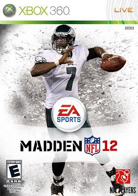Madden NFL 12   XBOX 360 madden12covermichaelvickxbox360 thumb