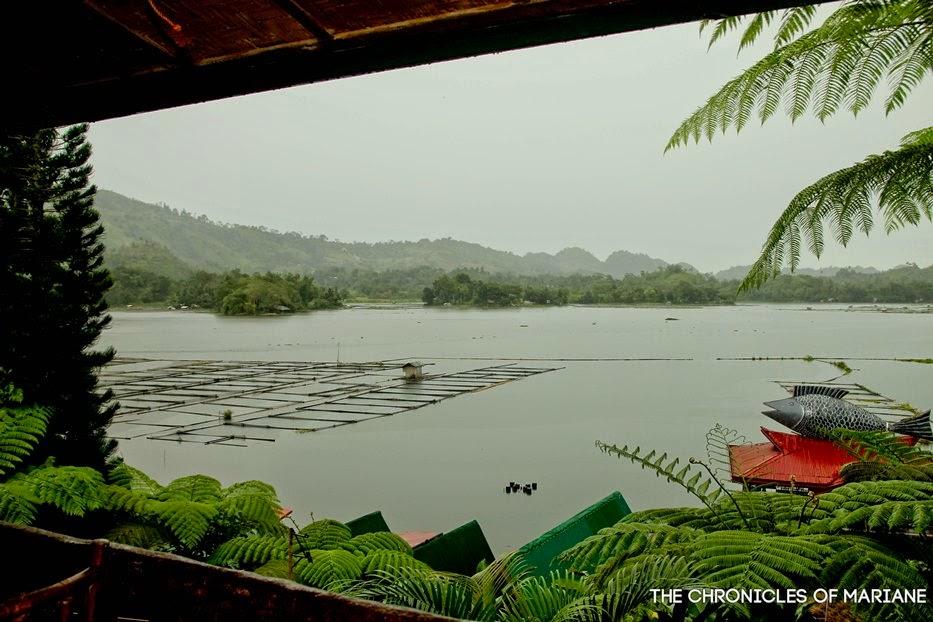 lake sebu rain