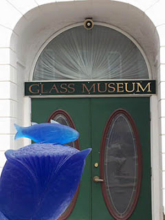 Greentown Glass Museum Front Door