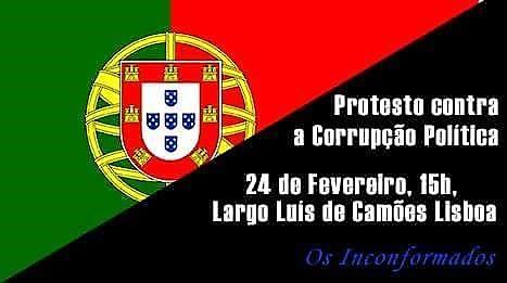 24 de fevereiro, 15h: Lisboa