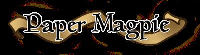 Paper Magpie
