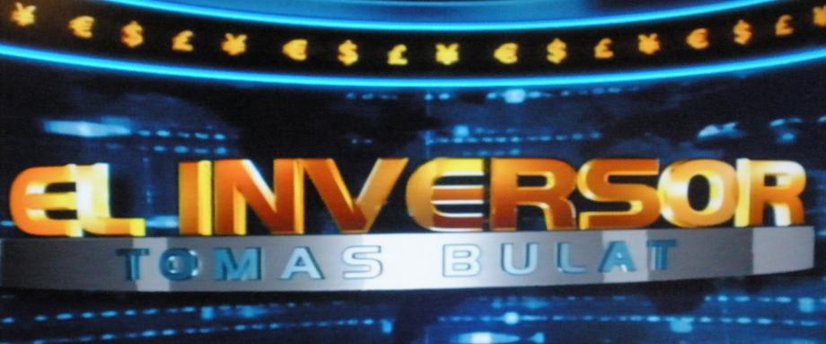 EL INVERSOR TV - TOMAS BULAT