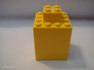 Sharing Jesus Christ through Lego Bricks