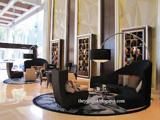 InterContinental Kuala Lumpur, hotel, KLCC, accommodation, city centre