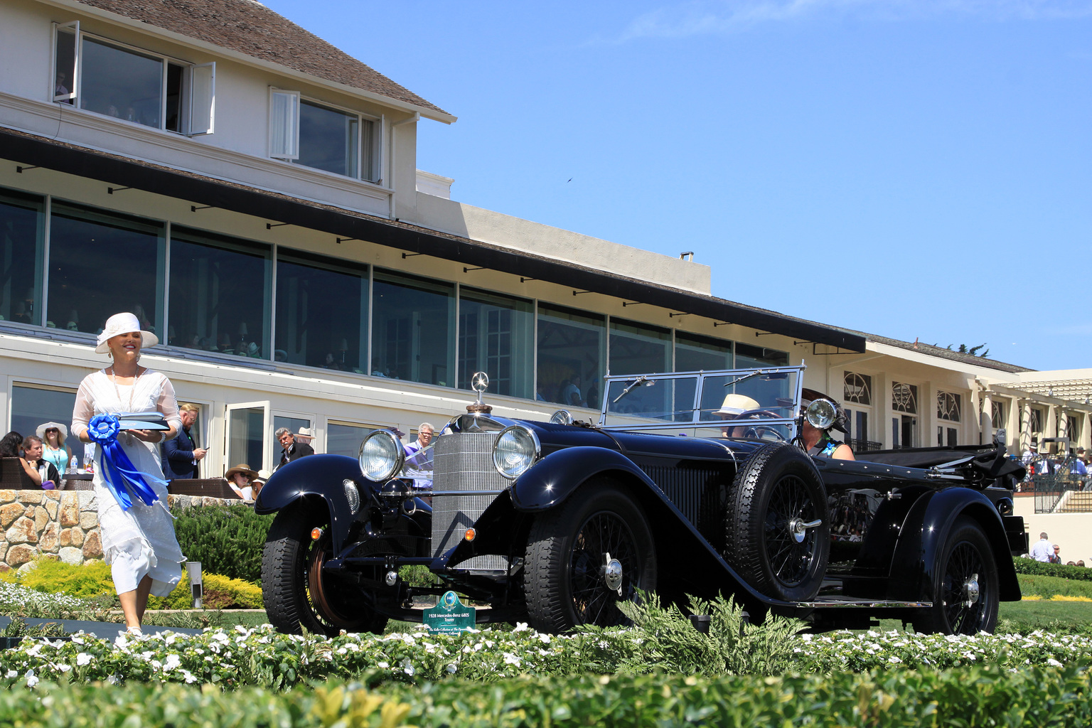 Loveisspeed this year the 1924 1932 isotta for Pebble beach collection