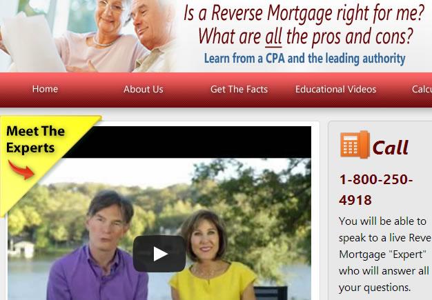 Reverse Mortgage USA Inc.