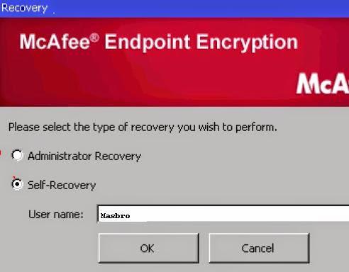 drive encryption mcafee пользователя инструкция