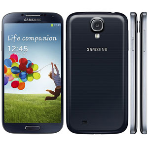 SAMSUNG Galaxy S4 [i9500] - Black
