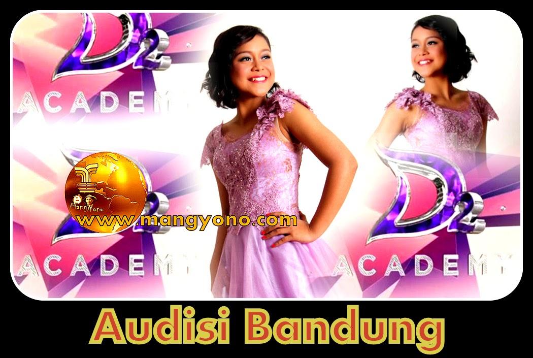 D'Academy 2  Audisi Bandung 5 Februari 2015